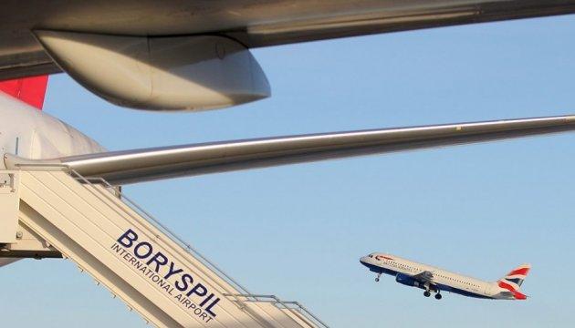 За 2018 рік пасажиропотік українських аеропортів зріс на 25%
