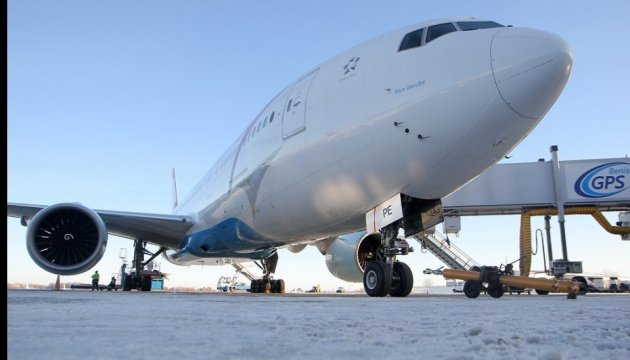 Unwetter: Teil der Flüge von Kiew-Schuljany an Boryspil verlegt