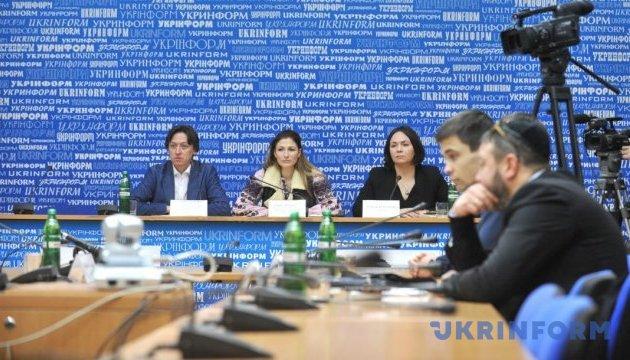 В Укрінформі презентували серію програм про Донбас