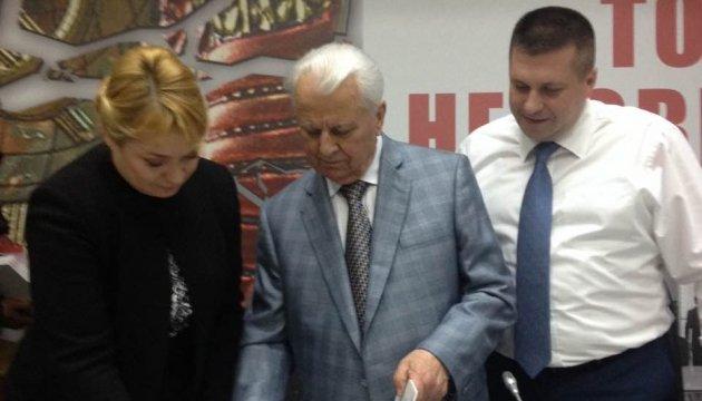 Россияне хотят не столько восстановления СССР, как доминировать - Кравчук