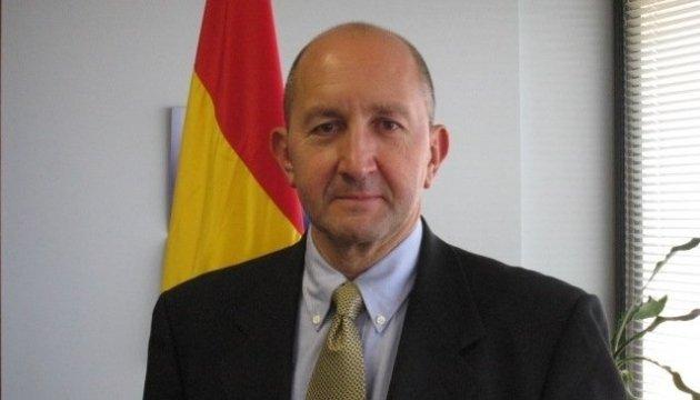 Посол Оттоне: Іспанці – одна з найбільш прихильних до України націй