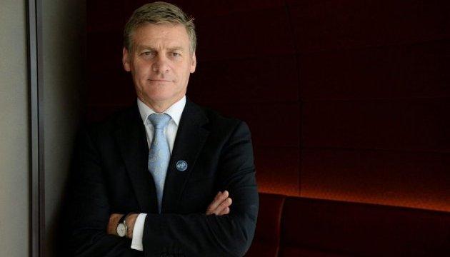 Премьер Новой Зеландии объявил дату парламентских выборов