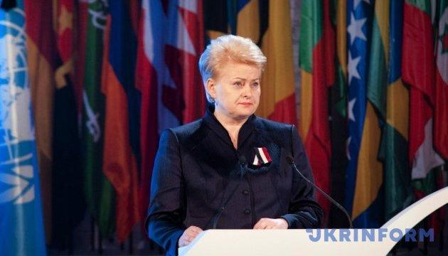 Три події тижня.  Заокеанські піруети, саміт у Сібіу та зміна влади у Литві