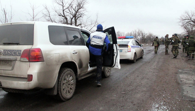 OSCE SMM records increase in number of explosions in Donbas