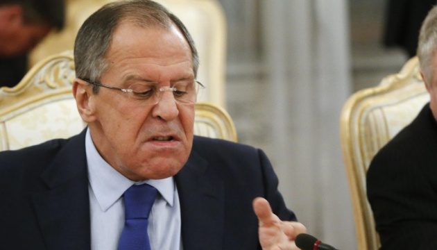 Moscow agrees to arm OSCE observers in Donbas but not supports police mission - Lavrov
