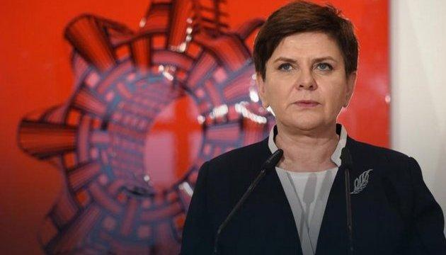 Отказ от ассоциации с Украиной вызвал бы очередной кризис в ЕС - Шидло