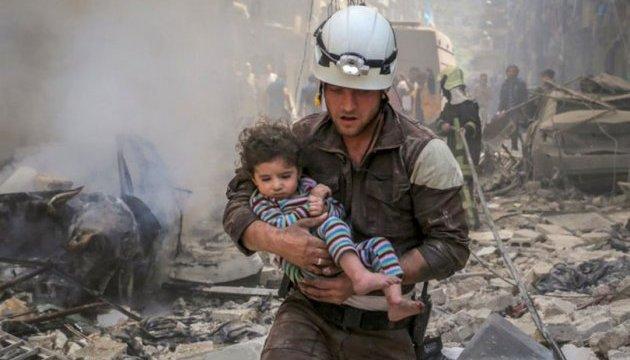 """Канада прийме 50 співробітників сирійської організації """"Білі шоломи"""""""