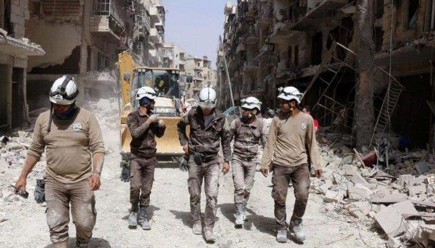 Німеччина прийме евакуйованих із Сирії співробітників організації
