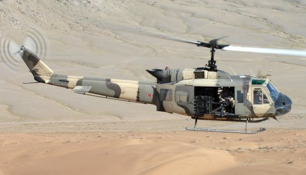 У США військовий вертоліт екстрено сів на території школи