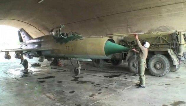 На турецько-сирійському кордоні розбився Міг-23