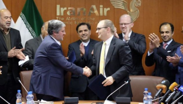 Іран купить у Boeing 80 літаків
