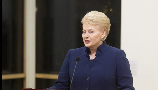President of the Republic of Lithuania visits Ukraine today