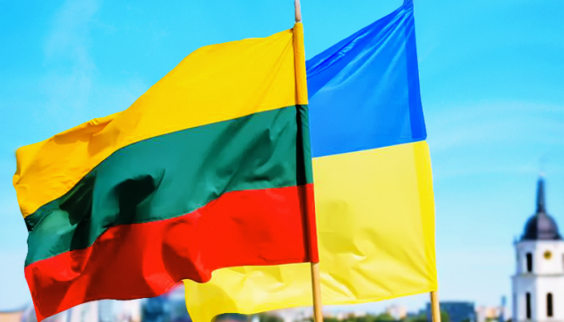 Poroshenko thanks Lithuania for 25 years of support and friendship