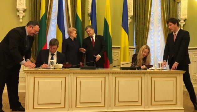 Україна і Литва співпрацюватимуть у сфері охорони здоров'я
