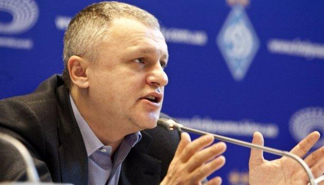 Суркіс припускає зниження зарплат футболістів до 70%