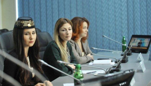 Запуск кримськотатарської редакції каналу іномовлення UA/TV