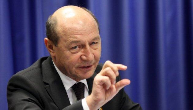 Экс-президенту Румынии предлагают возглавить молдавскую партию
