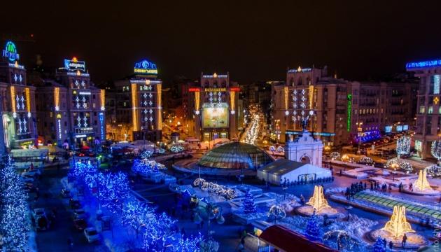 В Киеве создадут «карантинный» новогодний маршрут