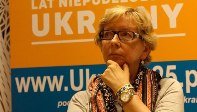 Польська публіцистка: Багато моїх співвітчизників взагалі не знають історії України