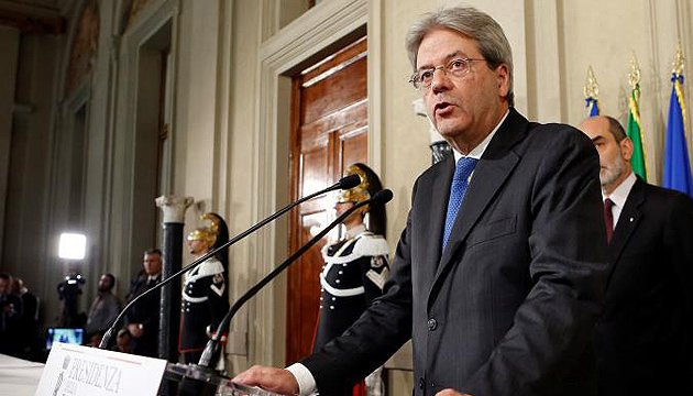Прем'єр Італії закликав США і ЄС не забувати про кризу в Україні