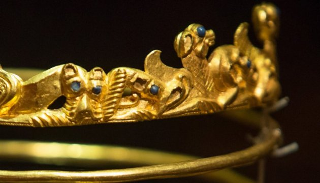 Dutch court rules to return Scythian gold to Ukraine