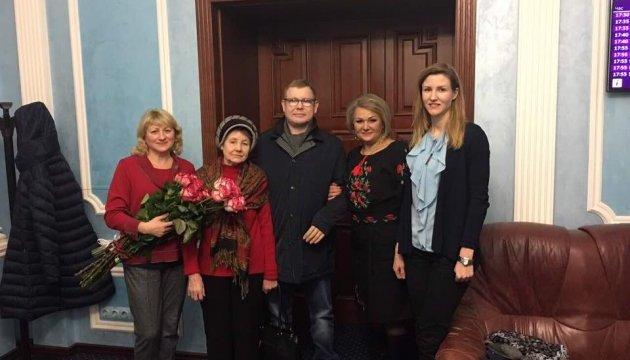 Жемчугов повернувся додому після лікування в Німеччині