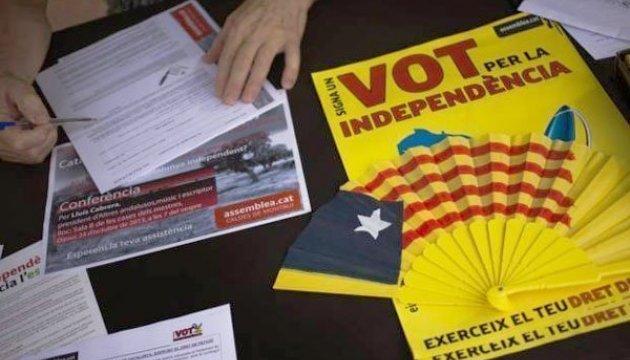 У Каталонії невідомий відкрив стрілянину на виборчій дільниці