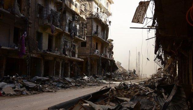 Жертвами авіаудару в Алеппо стали мирні жителі