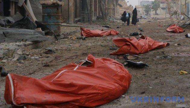 Бомбардування мечеті в Алеппо: 42 загиблих