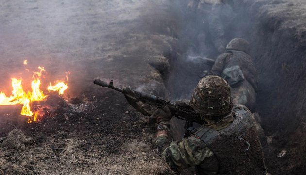 Four Ukrainian soldiers wounded in ATO in last day