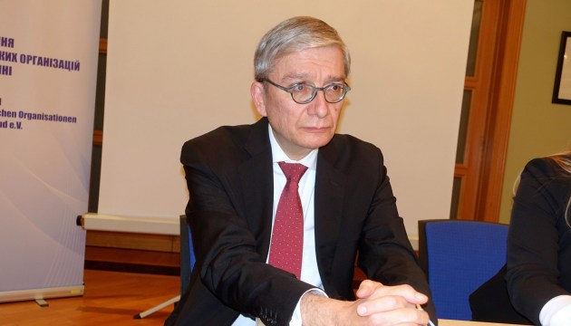 UWC president urges Romania to assist in deploying UN peacekeepers in Ukraine
