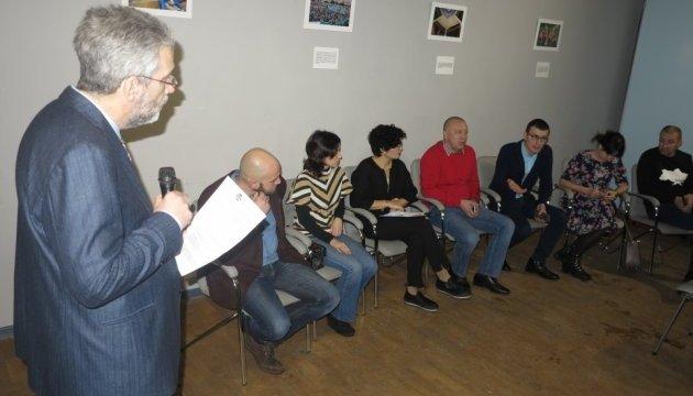 У Києві відкрилася виставка робіт кримського журналіста Семени