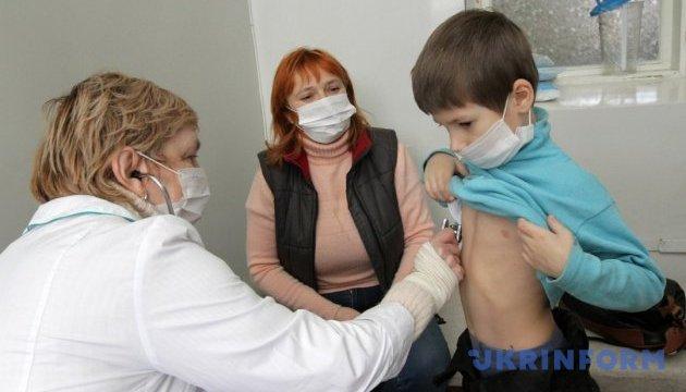 МОЗ: у жодному регіоні епідпоріг захворюваності на грип не перевищено