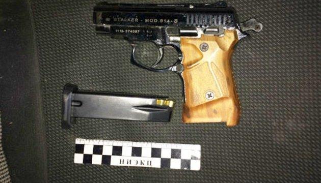 Поліція по гарячих слідах затримала п'ятьох бандитів