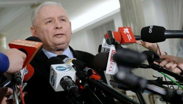 Партия Качиньского в Польше бьет рекорды популярности