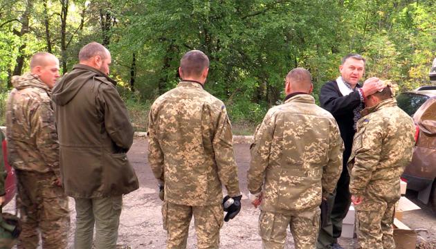 Жовтневий Донбас. Частина 2