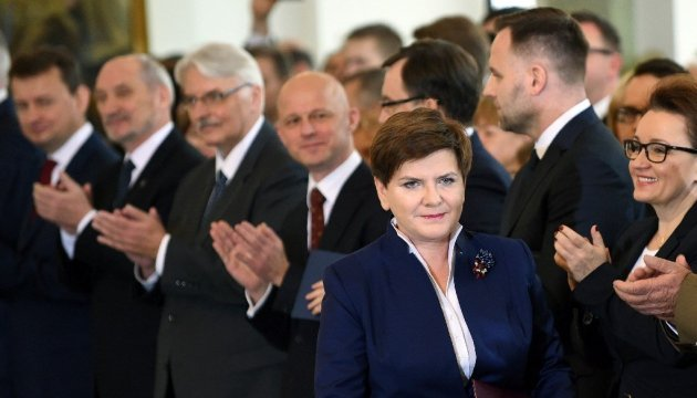 Польща хоче бути в авангарді реформування ЄС - Шидло