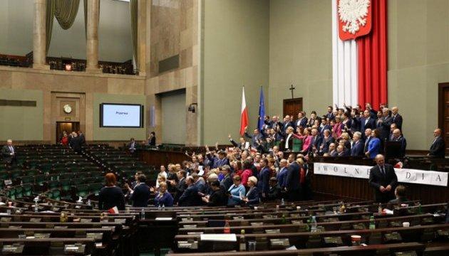 Криза в Польщі: опозиція не виключає дострокових виборів