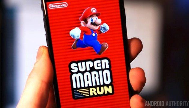 Super Mario Run побив рекорд популярності Pokemon GO