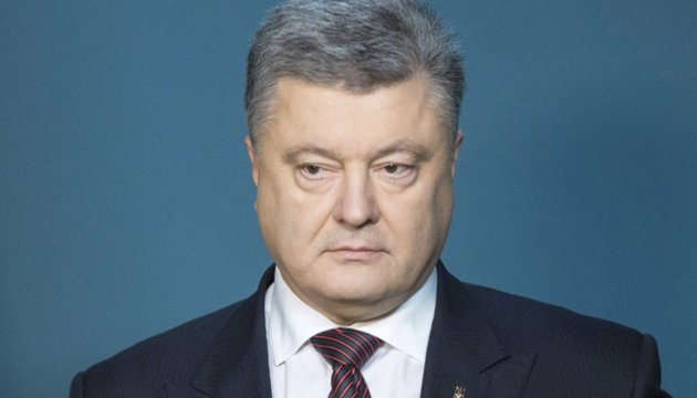 President Poroshenko: Ukraine maintains 'extremely limited' relations with its occupied territories
