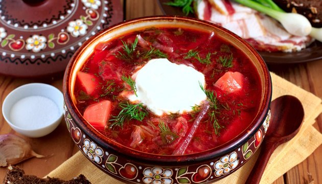 Cost of ingredients for Ukrainian traditional borsch grew by 2.4%
