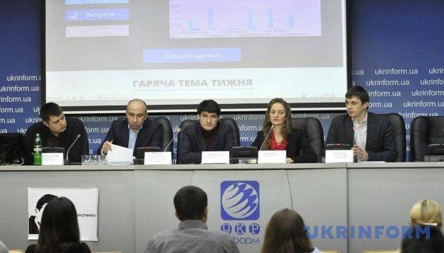 В Україні запускають сайт про фінансове життя партій