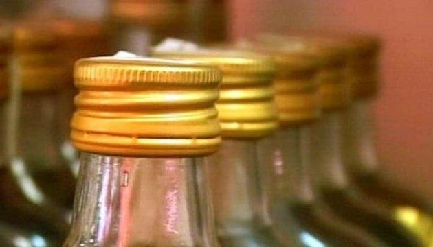 На Львівщині викрили масштабне виробництво фальсифікованого алкоголю