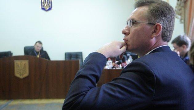 Апелляционный суд отказался отстранить Охендовского