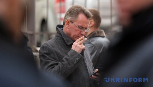 САП продолжает расследовать дело Охендовского