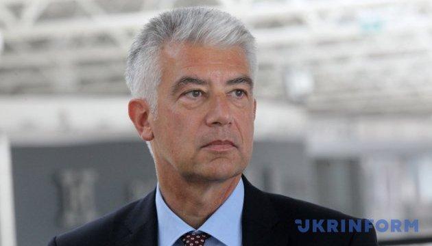Посол Германии отменил пресс-конференцию на фоне скандала с его заявлениями