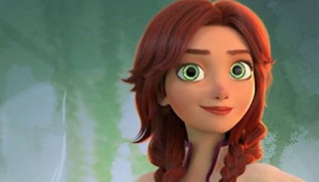 First teaser of new Ukrainian 3D animation movie released. Video