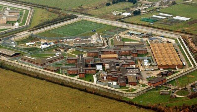У британській в'язниці знову масовий бунт