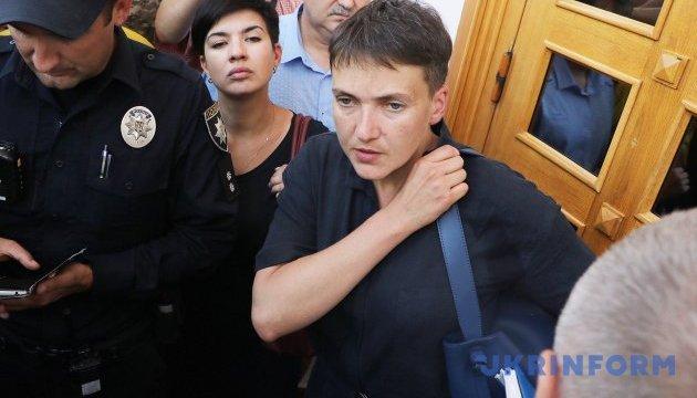 Пресс-секретарь Савченко опровергает обвинения
