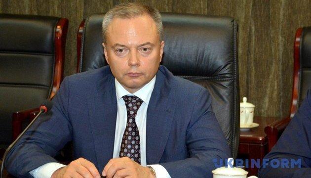 Посол Украины вручил верительные грамоты президенту Туркменистана